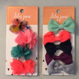 Other - Girl 👧🏽 bows alligator clips